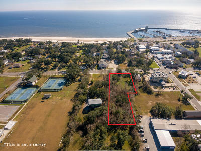 Pass Christian Residential Lots & Land For Sale: 317 E 2nd St