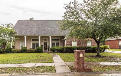 Ocean Springs Single Family Home For Sale: 4004 Belle Terre Ct