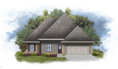 Biloxi Single Family Home For Sale: 14349 Viola Way