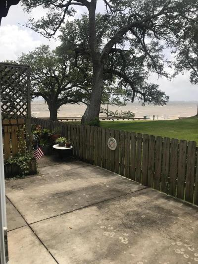 Ocean Springs Condo/Townhouse For Sale: 527 Front Beach Dr #5