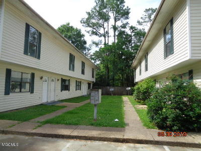 Gulfport Multi Family Home For Sale: 3333 12th Ave #8