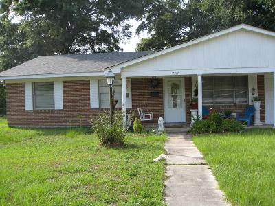 Gulfport Single Family Home For Sale: 2217 Gregory Blvd