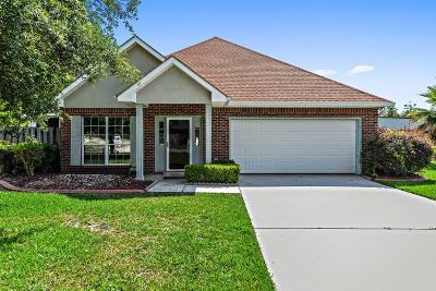 Ocean Springs Single Family Home For Sale: 3916 Baywood Ln