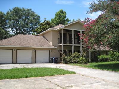 Ocean Springs Single Family Home For Sale: 2106 Whitney Oaks Dr