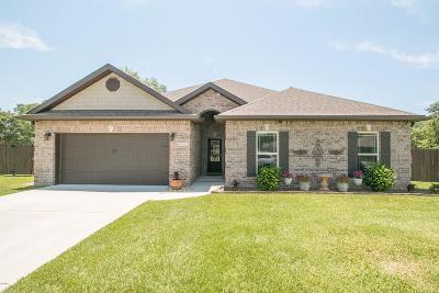 Biloxi Single Family Home For Sale: 8430 Poplar Trl