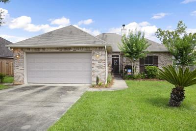 Gulfport Single Family Home For Sale: 13716 Dunvegan Dr