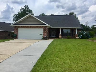 Biloxi Single Family Home For Sale: 14975 Clear Springs Dr