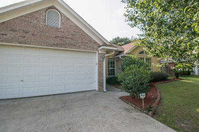 Gulfport Single Family Home For Sale: 11360 Creek Dr