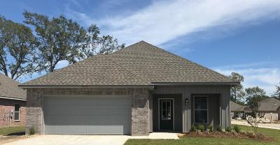 Ocean Springs Single Family Home For Sale: 7715 Barbara Dr