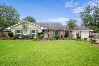 Gulfport Single Family Home For Sale: 110 Big Sky Dr