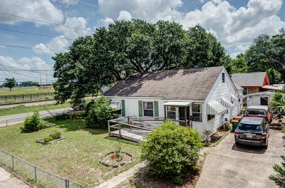 Biloxi Single Family Home For Sale: 190 St Charles Ave