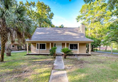Ocean Springs Single Family Home For Sale: 9513 Pointe Aux Chenes Rd