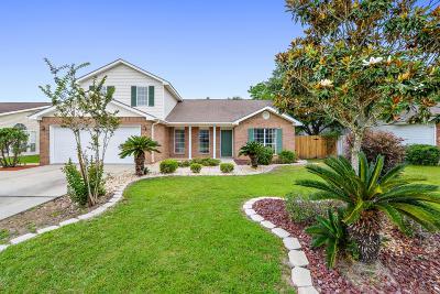 Ocean Springs Single Family Home For Sale: 2811 Tara Ln