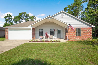 Ocean Springs Single Family Home For Sale: 3307 N 6th St