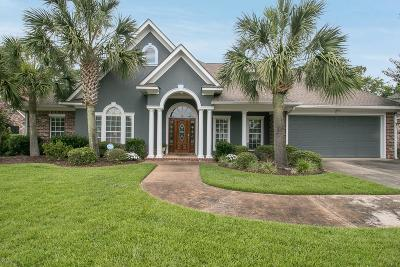 Gulfport Single Family Home For Sale: 11510 Stanton Cir