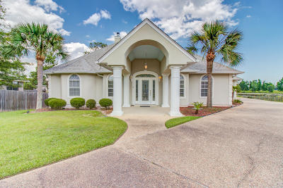 Biloxi Single Family Home For Sale: 1911 Marsh Cv