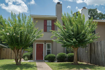 Gulfport Condo/Townhouse For Sale: 1221 23rd St #A