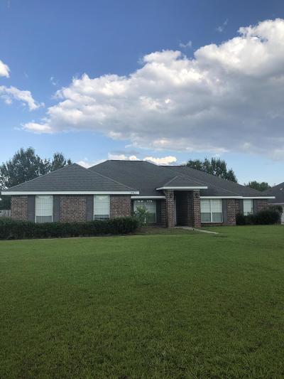 Gulfport Single Family Home For Sale: 13400 Cedar Knot Cv