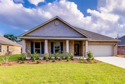 Biloxi Single Family Home For Sale: 13175 Quarry Ln