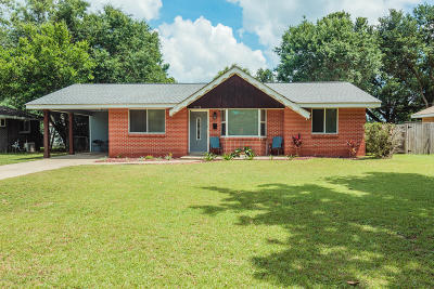 Biloxi Single Family Home For Sale: 1736 William Harrison Dr