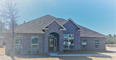 Biloxi Single Family Home For Sale: 7017 Glen Eagle Dr Dr