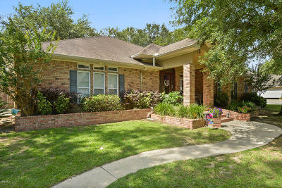 Biloxi Single Family Home For Sale: 7819 Rushing Oaks Dr