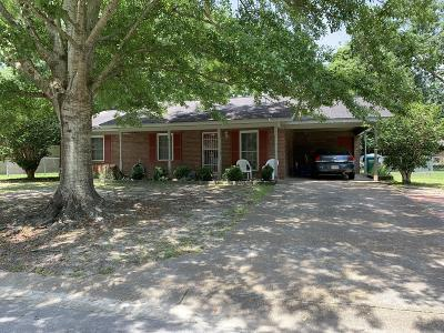 Gulfport Single Family Home For Sale: 130 Gahan Dr
