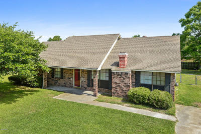 Gulfport Single Family Home For Sale: 2485 Tandy Dr