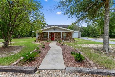 Gulfport Single Family Home For Sale: 11385 Whitmoore Pl