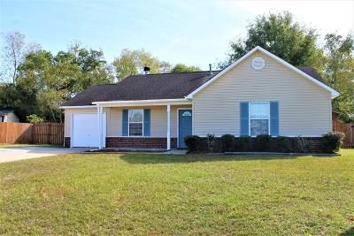Gulfport Single Family Home For Sale: 14211 Beech Ct