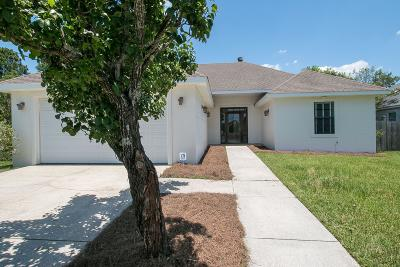 Gulfport Single Family Home For Sale: 402 N Caribe Pl