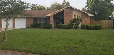 Gulfport Single Family Home For Sale: 15221 Christy Cv