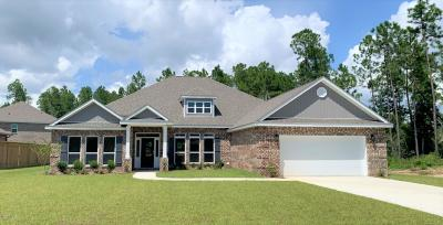 Biloxi Single Family Home For Sale: 8445 Rock Glen Rd
