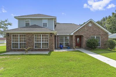 Gulfport Single Family Home For Sale: 12302 Cold Springs Rd