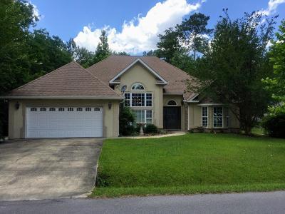 Diamondhead Single Family Home For Sale: 8315 Kahala Dr