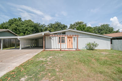 Biloxi Single Family Home For Sale: 361 Willow Ave