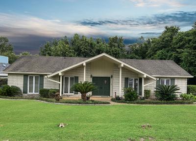 Diamondhead Single Family Home For Sale: 5592 E Diamondhead Drive