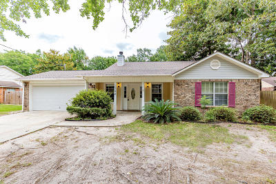 Ocean Springs Single Family Home For Sale: 1704 Seagull Ave