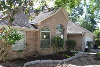 Gulfport Single Family Home For Sale: 13620 Tara Hills Circle