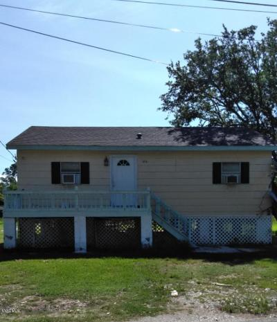 Pass Christian Single Family Home For Sale: 374 Hunter Ave