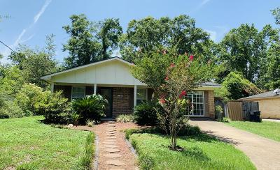 Ocean Springs Single Family Home For Sale: 108 Myrtle Rd