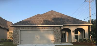 Biloxi Single Family Home For Sale: 897 Reunion Place Cir