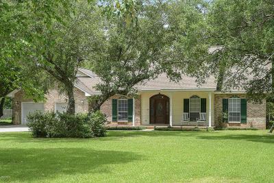 Biloxi Single Family Home For Sale: 11925 River Estates Cir