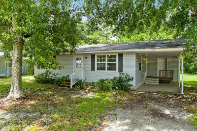 Gulfport Single Family Home For Sale: 748 Oakleigh Ave