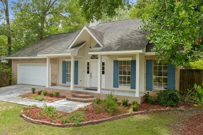 Diamondhead Single Family Home For Sale: 8839 Moanalua Way