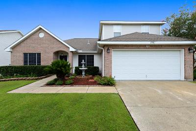 Gulfport Single Family Home For Sale: 11982 Summerhaven Cir