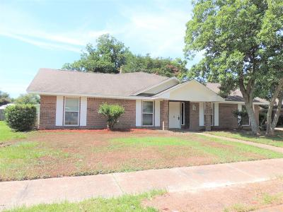 Gulfport Single Family Home For Sale: 2 Palmer Pl