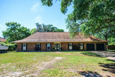Gulfport Single Family Home For Sale: 707 Sarazen Dr