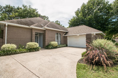 Gulfport Single Family Home For Sale: 2328 Park Pl Dr