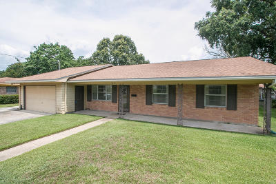 Gulfport Single Family Home For Sale: 2419 Middlecoff Dr